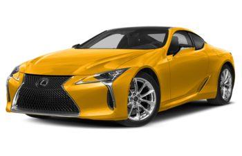 2019 Lexus LC 500 - Flare Yellow