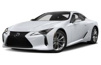 2019 Lexus LC 500h - Ultra White