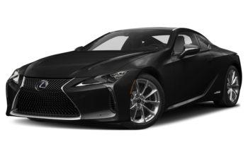 2018 Lexus LC 500h - Obsidian