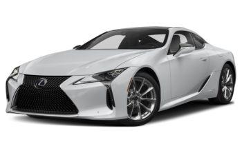 2021 Lexus LC 500h - Liquid Platinum