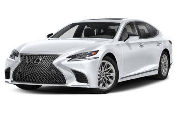 2019 Lexus LS 500 - Ultra White