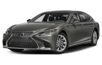 2019 Lexus LS 500 - Manganese Lustre