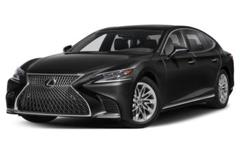 2020 Lexus LS 500 - Obsidian