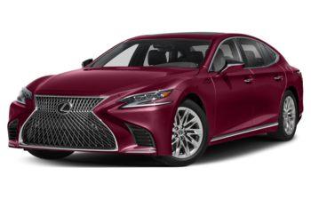 2019 Lexus LS 500 - Sonic Agate