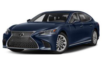 2019 Lexus LS 500 - Nightfall Mica
