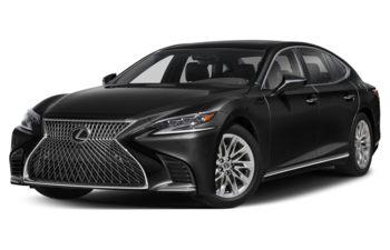 2020 Lexus LS 500 - Caviar