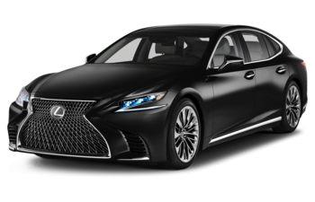 2018 Lexus LS 500 - Obsidian