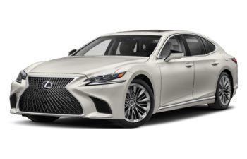2021 Lexus LS 500h - N/A