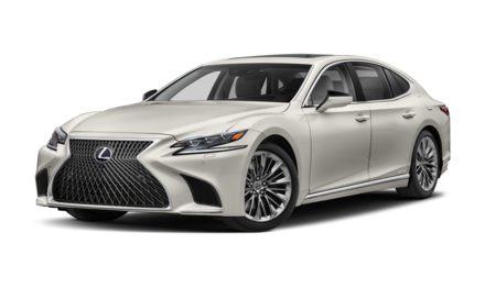 2019 Lexus LS 500h L