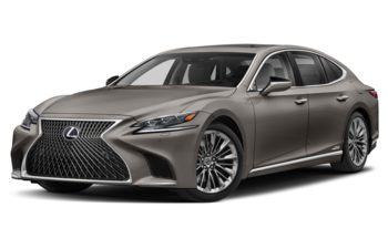 2019 Lexus LS 500h - Atomic Silver