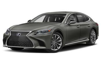 2018 Lexus LS 500h - Manganese Luster