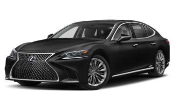 2020 Lexus LS 500h - Caviar