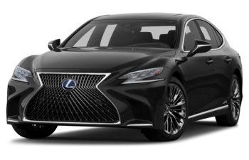 2018 Lexus LS 500h - Caviar