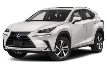 2019 Lexus NX 300h - Eminent White Pearl