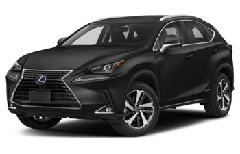 2019 Lexus NX 300h - Blue Vortex Metallic