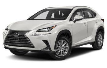 2019 Lexus NX 300 - Eminent White Pearl