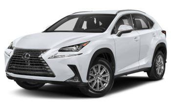2019 Lexus NX 300 - Ultra White