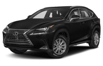 2018 Lexus NX 300 - Ultrasonic Blue Mica