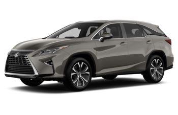 2018 Lexus RX 350L - Atomic Silver