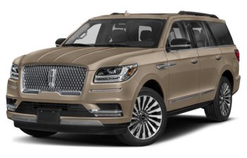 2020 Lincoln Navigator - Iced Mocha Metallic