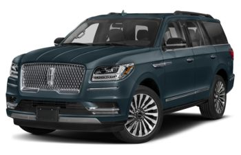 2020 Lincoln Navigator - Blue Diamond Metallic