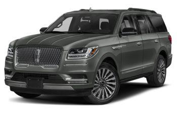 2018 Lincoln Navigator - Magnetic Grey Metallic
