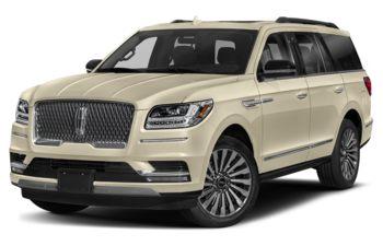 2018 Lincoln Navigator - Ivory Pearl Tri-Coat