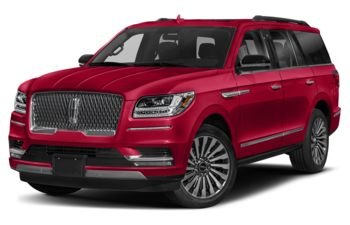 2020 Lincoln Navigator - Red Carpet Metallic Tinted Clearcoat