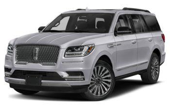 2020 Lincoln Navigator - Silver Radiance Metallic