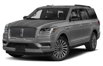 2019 Lincoln Navigator - Silver Jade Metallic