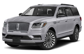 2021 Lincoln Navigator - Silver Radiance