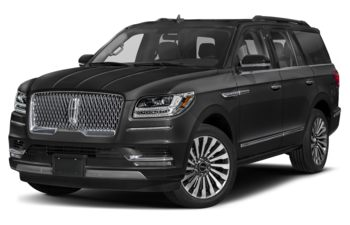 2021 Lincoln Navigator - Asher Grey