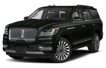 2021 Lincoln Navigator - Green Gem