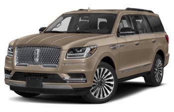 2020 Lincoln Navigator L - Iced Mocha Metallic