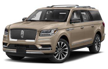 2019 Lincoln Navigator L - Iced Mocha Metallic