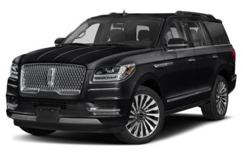 2019 Lincoln Navigator L - Blue Diamond Metallic