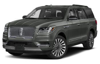 2018 Lincoln Navigator L - Black Velvet