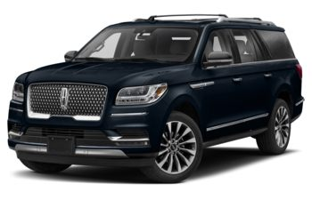 2020 Lincoln Navigator L - Rhapsody Blue Premium Colourant