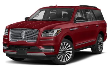 2019 Lincoln Navigator L - Burgundy Velvet Metallic Tinted Clearcoat