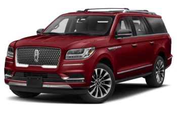 2019 Lincoln Navigator L - Ruby Red Metallic Tinted Clearcoat