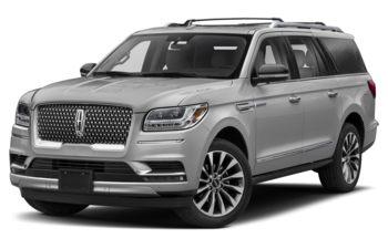 2019 Lincoln Navigator L - Ingot Silver Metallic