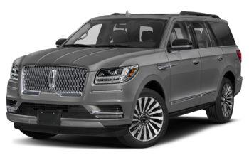2020 Lincoln Navigator L - Silver Jade Metallic