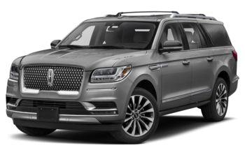 2019 Lincoln Navigator L - Silver Jade Metallic