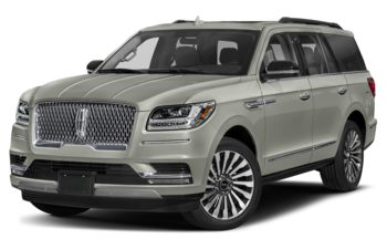 2019 Lincoln Navigator L - Ceramic Pearl Metallic Tri-Coat