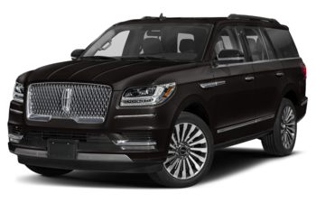 2021 Lincoln Navigator L - Infinite Black