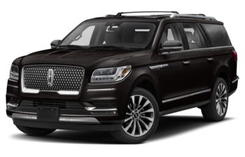 2020 Lincoln Navigator L - Infinite Black Metallic