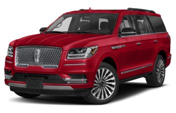 2021 Lincoln Navigator L - Red Carpet