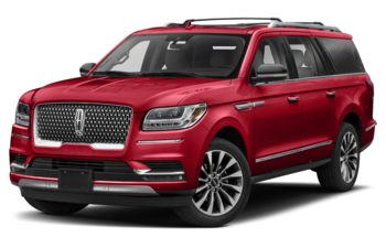 2020 Lincoln Navigator L - Red Carpet Metallic Tinted Clearcoat