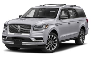 2020 Lincoln Navigator L - Silver Radiance Metallic