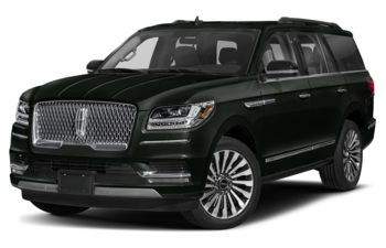 2021 Lincoln Navigator L - Green Gem